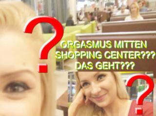 """Vorschaubild vom Privatporno mit dem Titel """"ORGASMUS MITTEN SHOPPING.CDAS GEHT"""""""