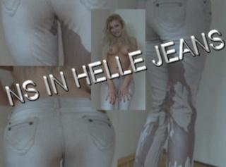 """Vorschaubild vom Privatporno mit dem Titel """"HELLE JEANS , TITTEN UND PISSEN"""""""