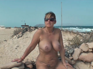 """Vorschaubild vom Privatporno mit dem Titel """"FKK in Fuerteventura 2012 Teil 1"""""""