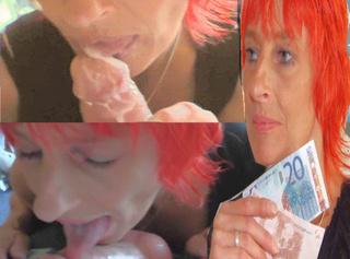"""Vorschaubild vom Privatporno mit dem Titel """"Die 30 Euro Nutte schluckt alles"""""""