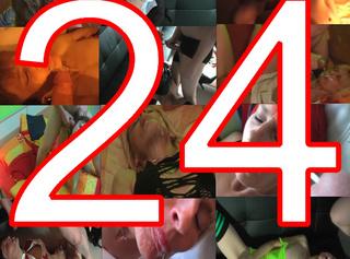 """Vorschaubild vom Privatporno mit dem Titel """"Kalender-Türchen 24 13 Cumshots"""""""