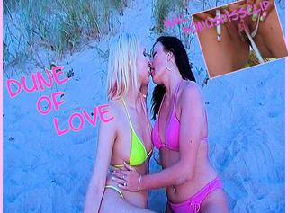 """Vorschaubild vom Privatporno mit dem Titel """"Dune of Love"""""""