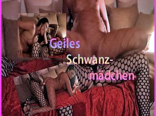 """Vorschaubild vom Privatporno mit dem Titel """"Geiles Schwanzmädchen"""""""