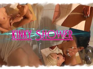 """Vorschaubild vom Privatporno mit dem Titel """"Kinky Shower"""""""