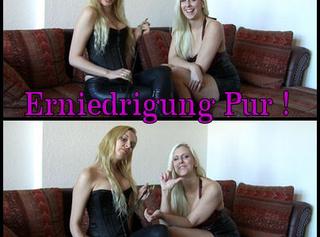 """Vorschaubild vom Privatporno mit dem Titel """"Erniedrigung Pur!"""""""