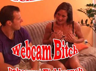 """Vorschaubild vom Privatporno mit dem Titel """"Genial Real - Webcam-Bitch bekommt Fickbesuch"""""""