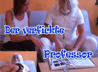 """Vorschaubild vom Privatporno mit dem Titel """"E=MC hoch 6 - Der verfickte Professor"""""""