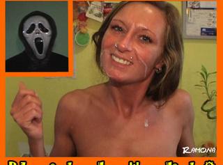 """Vorschaubild vom Privatporno mit dem Titel """"HAPPY HALLOWEEN !!! BLOWJOB ODER HANDJOB ???"""""""