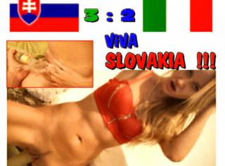 """Vorschaubild vom Privatporno mit dem Titel """"Viva Slovakia!!!"""""""