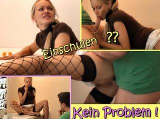 """Vorschaubild vom Privatporno mit dem Titel """"Einschulen?? Kein Problem!!"""""""