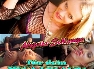 """Vorschaubild vom Privatporno mit dem Titel """"Abspritz-Schlampe für dein Mega-Urlaub!!!"""""""