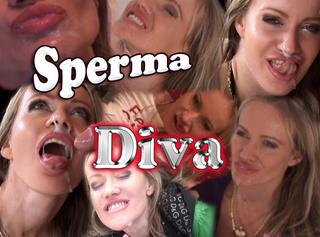 """Vorschaubild vom Privatporno mit dem Titel """"Sperma-Diva!!"""""""