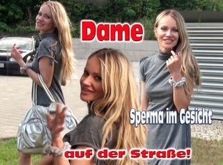"""Vorschaubild vom Privatporno mit dem Titel """"Dame auf der Straße!"""""""