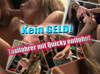 """Vorschaubild vom Privatporno mit dem Titel """"Kein Geld! Taxifahrer mit Quicky entlohnt!"""""""