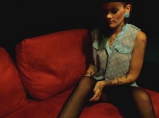 """Vorschaubild vom Privatporno mit dem Titel """"geile sau in nylons"""""""