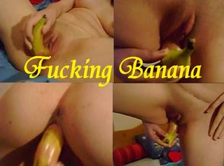 """Vorschaubild vom Privatporno mit dem Titel """"Fucking Banana"""""""