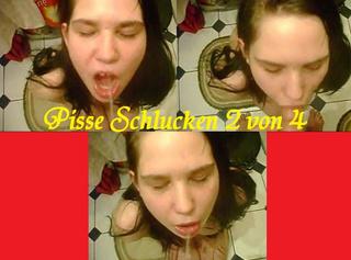"""Vorschaubild vom Privatporno mit dem Titel """"Pisse Schlucken 2 von 4"""""""