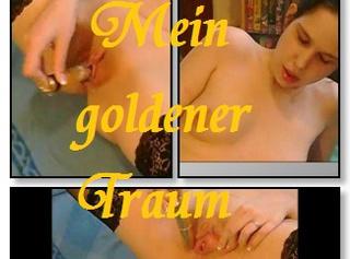 """Vorschaubild vom Privatporno mit dem Titel """"Mein goldener Traum"""""""