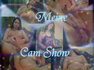 """Vorschaubild vom Privatporno mit dem Titel """"Meine Cam Show"""""""