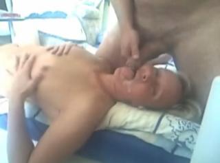 """Vorschaubild vom Privatporno mit dem Titel """"geile Maulvotze"""""""