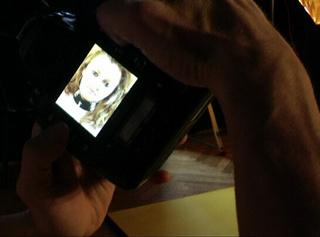 """Vorschaubild vom Privatporno mit dem Titel """"Backstagereport Fotoshooting"""""""