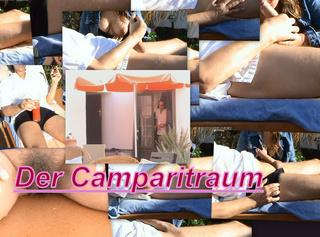 """Vorschaubild vom Privatporno mit dem Titel """"Camparitraum...bis zur Gesichtsbesamung..."""""""