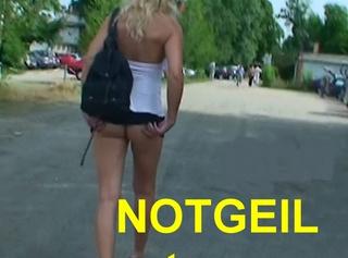 """Vorschaubild vom Privatporno mit dem Titel """"NOTGEIL UNTERWEGS!"""""""