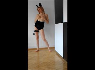"""Vorschaubild vom Privatporno mit dem Titel """"Häschen für dich...."""""""