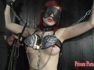 """Vorschaubild vom Privatporno mit dem Titel """"Studentin Vanessa - Sklavin im Fick- + Spermarausch Teil 1 von 3"""""""