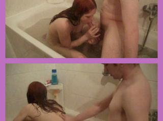 """Vorschaubild vom Privatporno mit dem Titel """"geil gefickt in der Badewanne"""""""