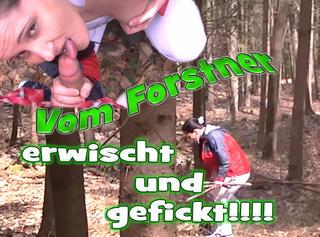 """Vorschaubild vom Privatporno mit dem Titel """"Vom Forstner erwischt und gefickt!!!!"""""""