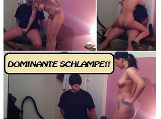 """Vorschaubild vom Privatporno mit dem Titel """"Dominante Schlampe bestimmt wann du Spritzt!"""""""
