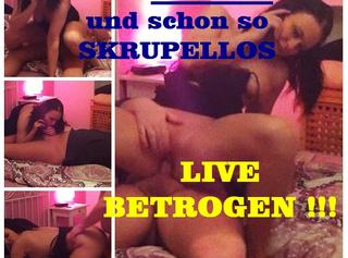 """Vorschaubild vom Privatporno mit dem Titel """"Neuen Freund HEFTIG am Telefon betrogen!!!"""""""