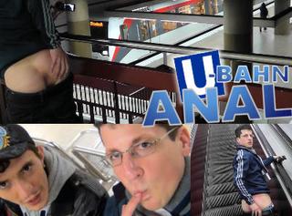 """Vorschaubild vom Privatporno mit dem Titel """"Anale Fingerspiele vom Latino an U-Bahnhalte"""""""