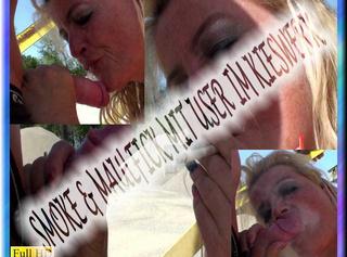"""Vorschaubild vom Privatporno mit dem Titel """"Smoke & Maulfick mit User Navigator72 im Kieswerk"""""""