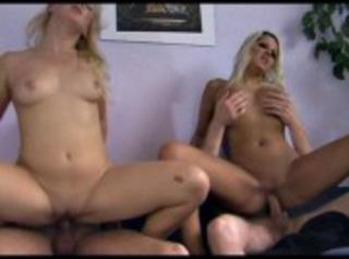 """Vorschaubild vom Privatporno mit dem Titel """"Geiler Gangbang mit Sandy & Gina Part 3"""""""
