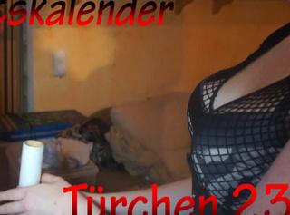 """Vorschaubild vom Privatporno mit dem Titel """"Advent 23"""""""