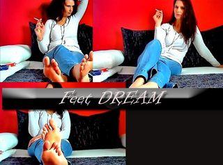 """Vorschaubild vom Privatporno mit dem Titel """"Big Feet Lik it"""""""